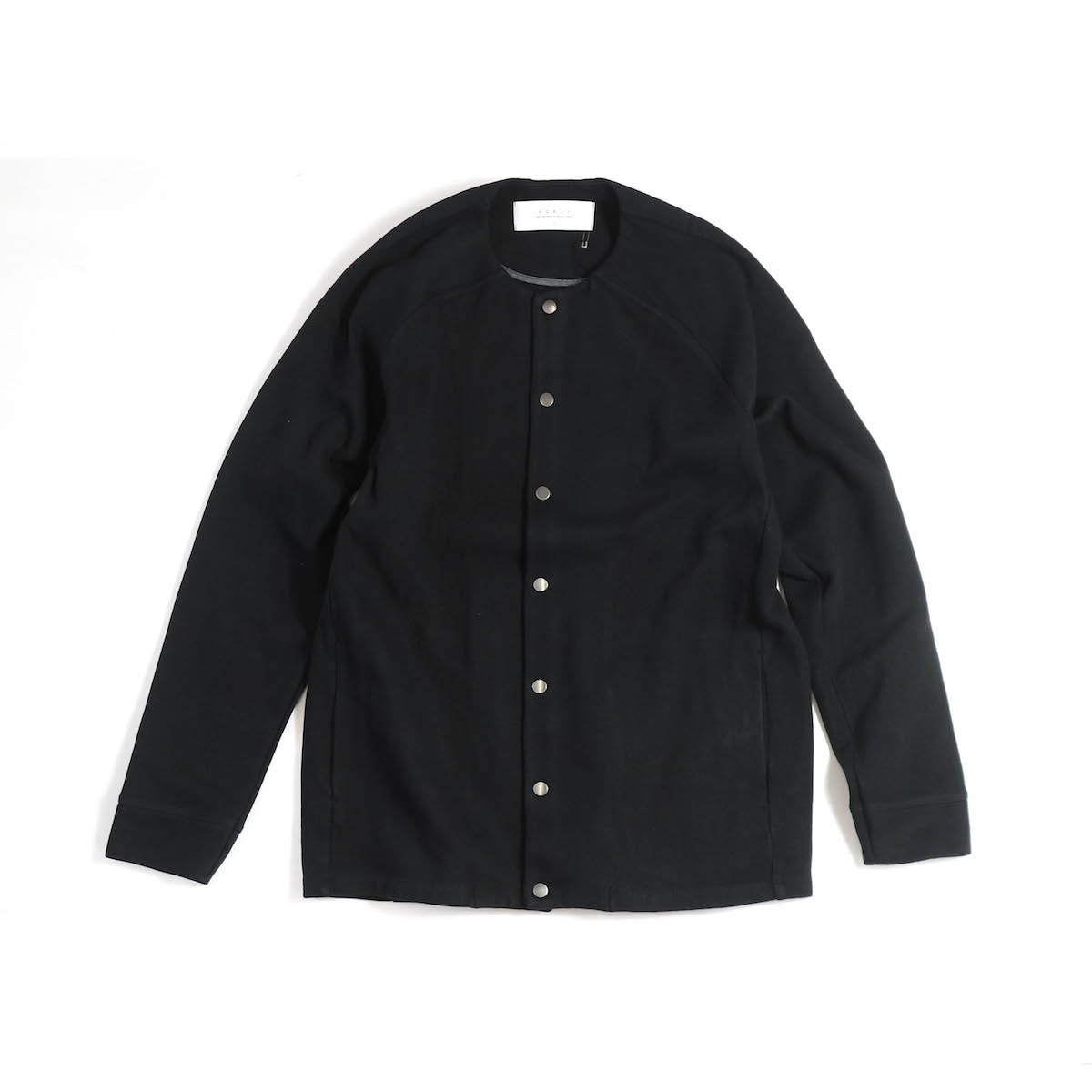 CURLY / FROSTED SNAP CARDE -BLACK