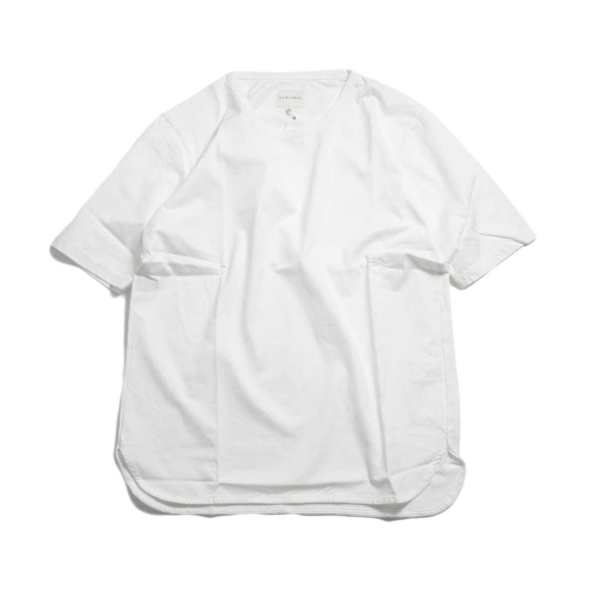 CURLY / SDH HS CN TEE -White