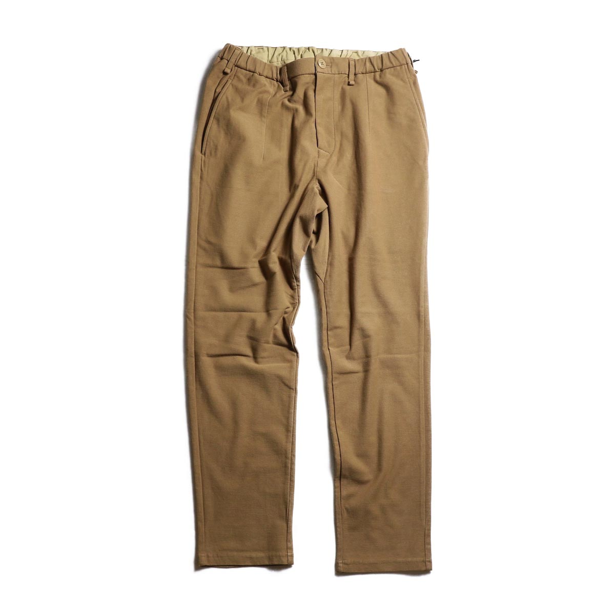 CURLY / CLIFTON EZ TROUSERS (Beige)