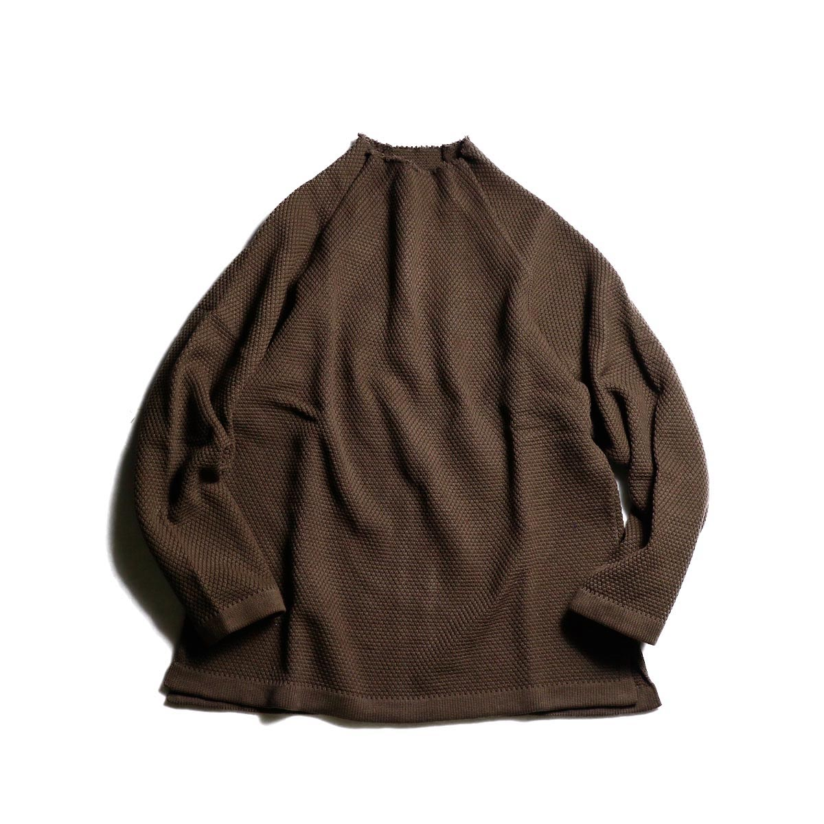 CURLY / KIPS BTL SWEATER (Brown)