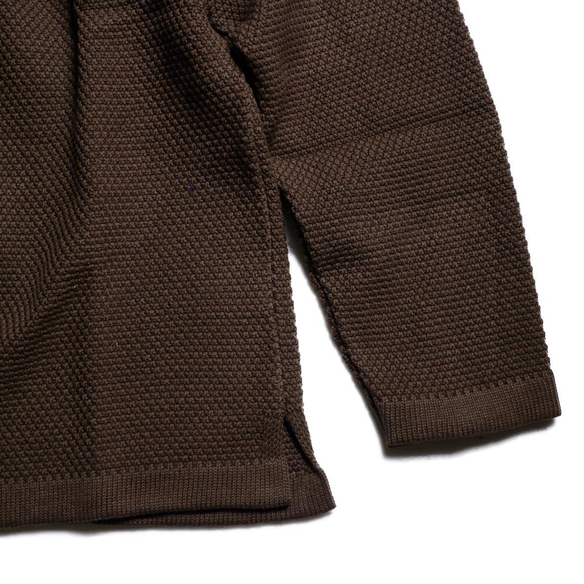 袖、裾スリット