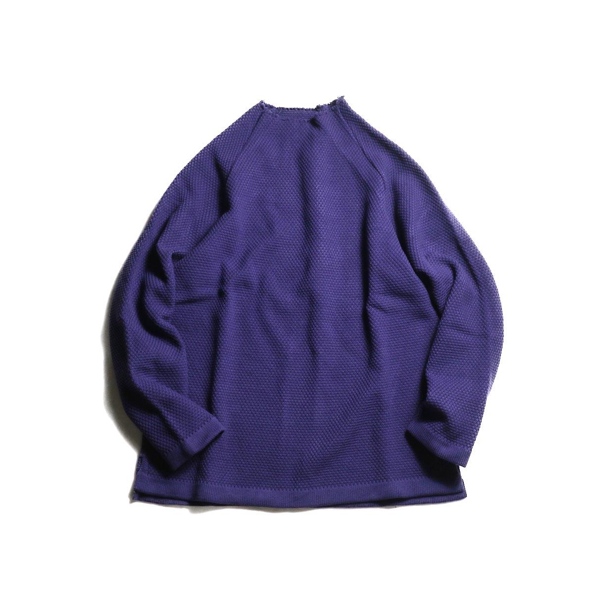 CURLY / KIPS BTL SWEATER (Purple)