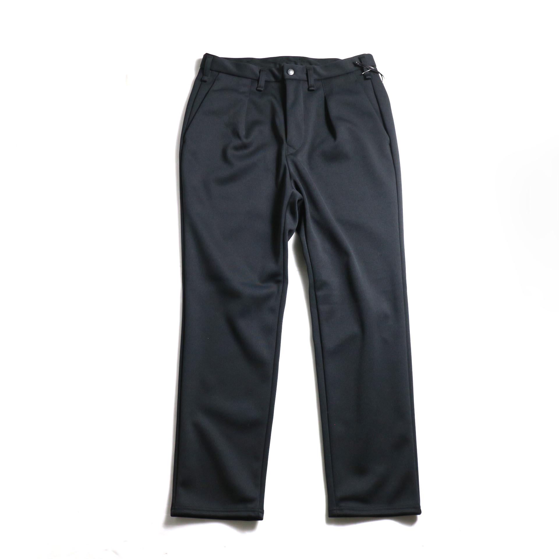 CURLY / TRACK TROUSERS (Black)