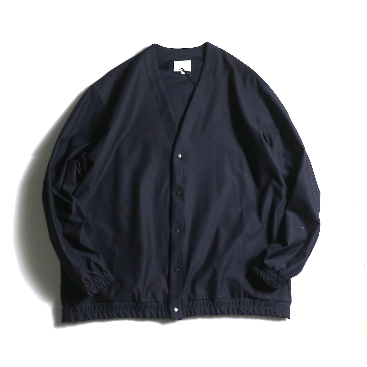 """CURLY / BRIGHT CARDE """"Kersey"""" (D.Navy)"""