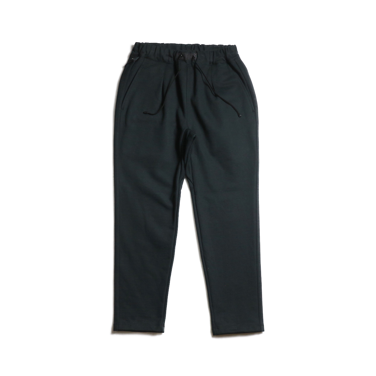 CURLY / BROMLEY EZ TROUSERS (Black)正面