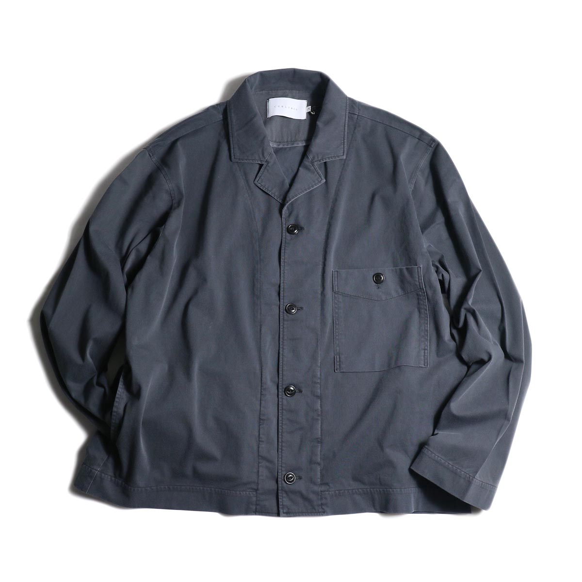 CURLY / FROSTED SHIRCKET (Black)