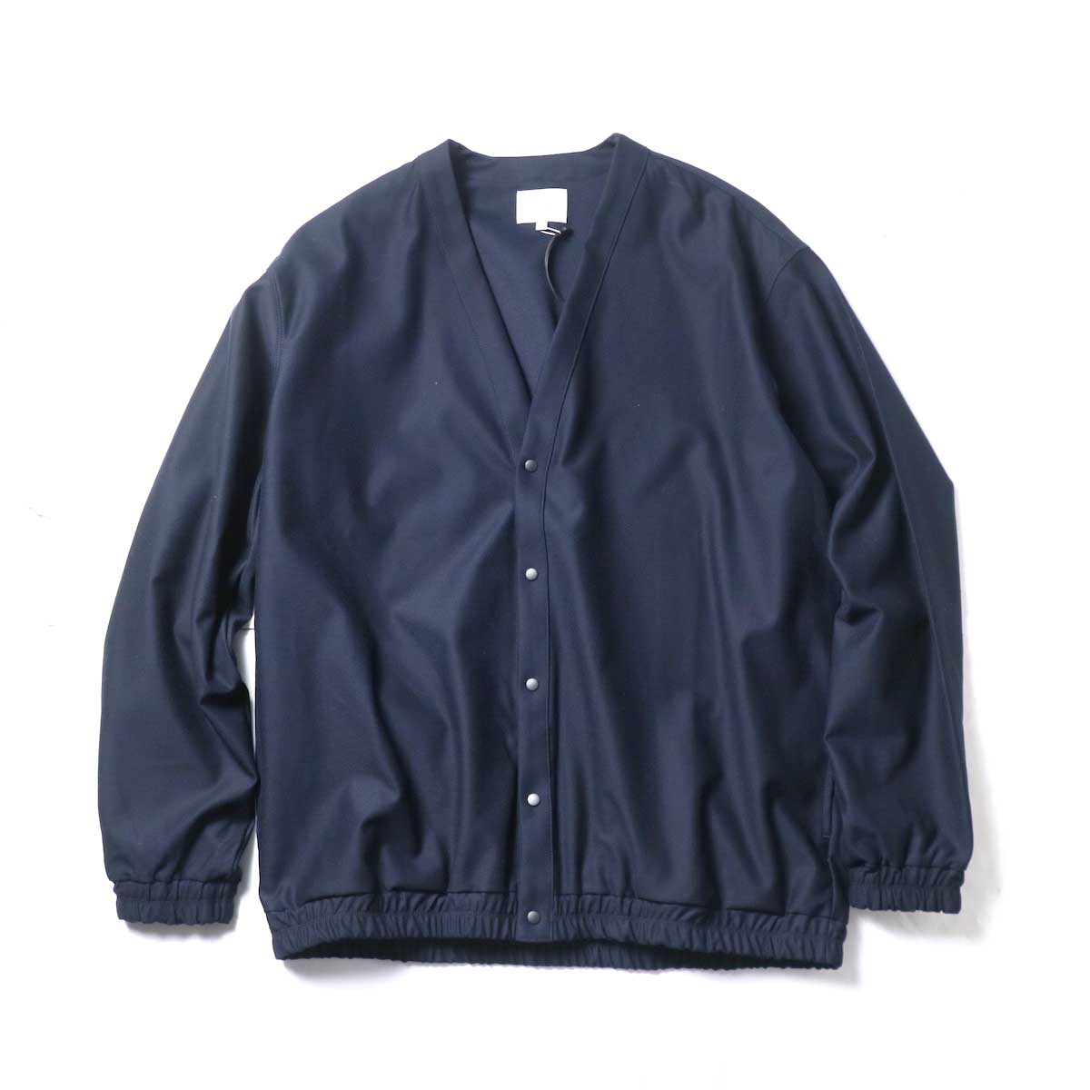 """CURLY / BRIGHT CARDE """"kersey"""" (Dk.Navy)"""