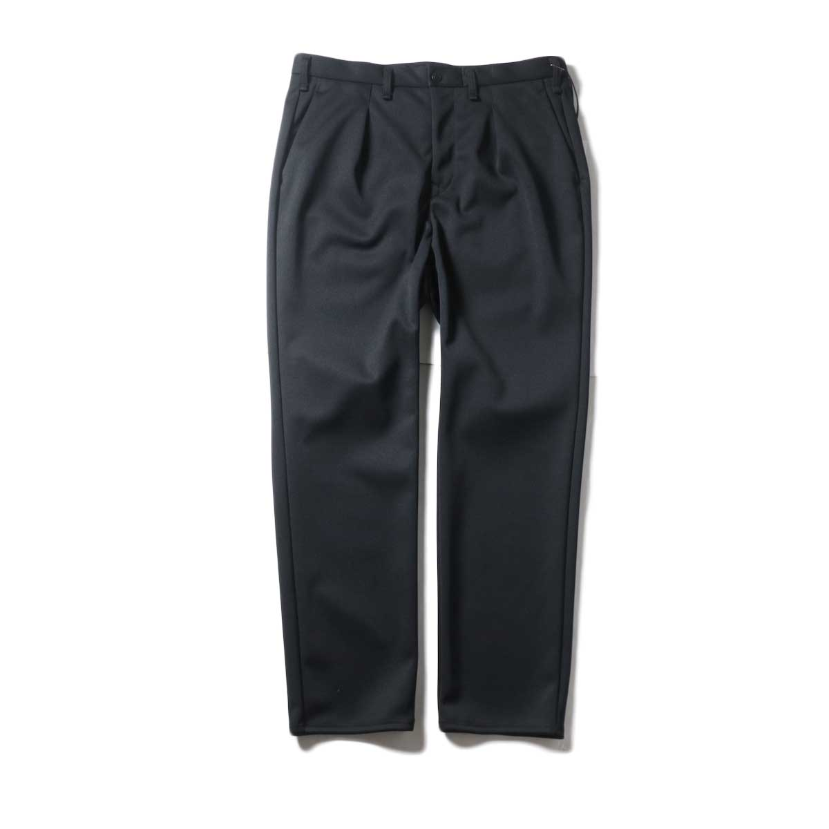 """CURLY / TRACK TROUSERS """"Plain"""" (Black)"""
