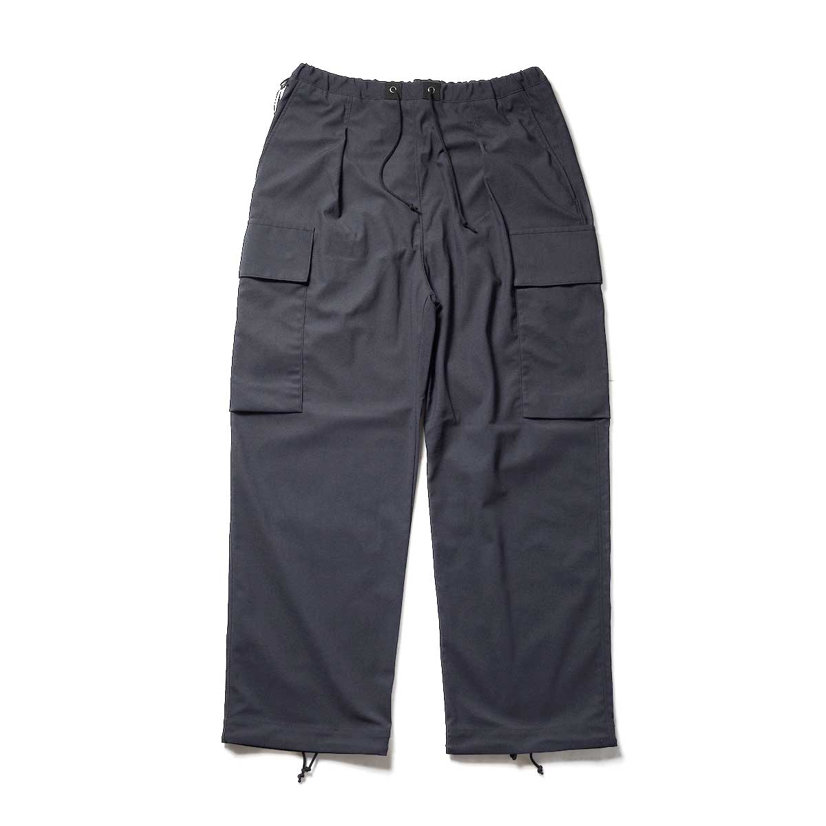 CURLY / PROSPECT CARGO TROUSERS (Black)