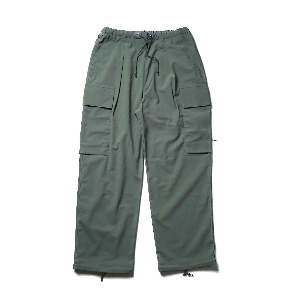 CURLY / PROSPECT CARGO TROUSERS (Olive)
