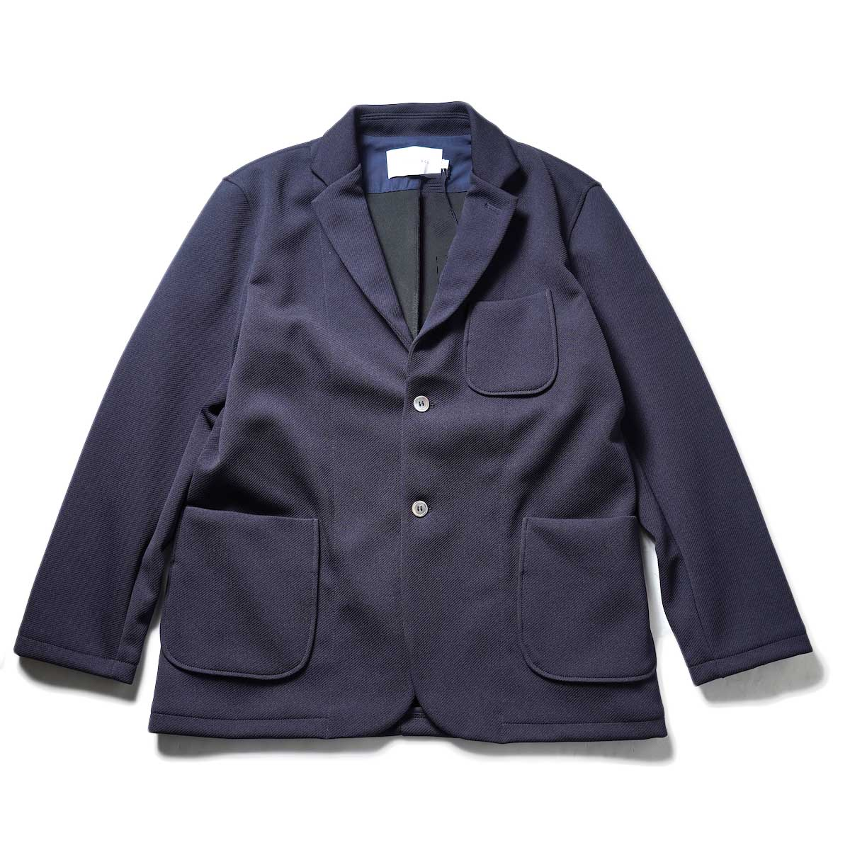 """CURLY / TRACK JACKET """"Kersey"""" (Navy)"""