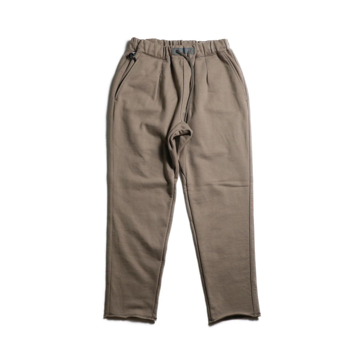 CURLY / BROMLEY EZ TROUSERS (Smoked Beig)