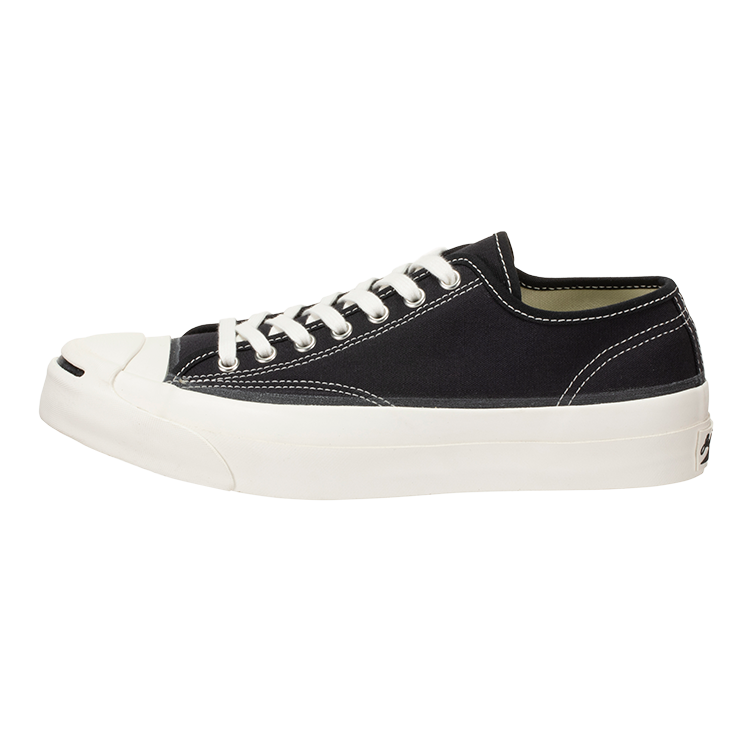 CONVERSE ADDICT / JACK PURCELL® CANVAS (Black)正面