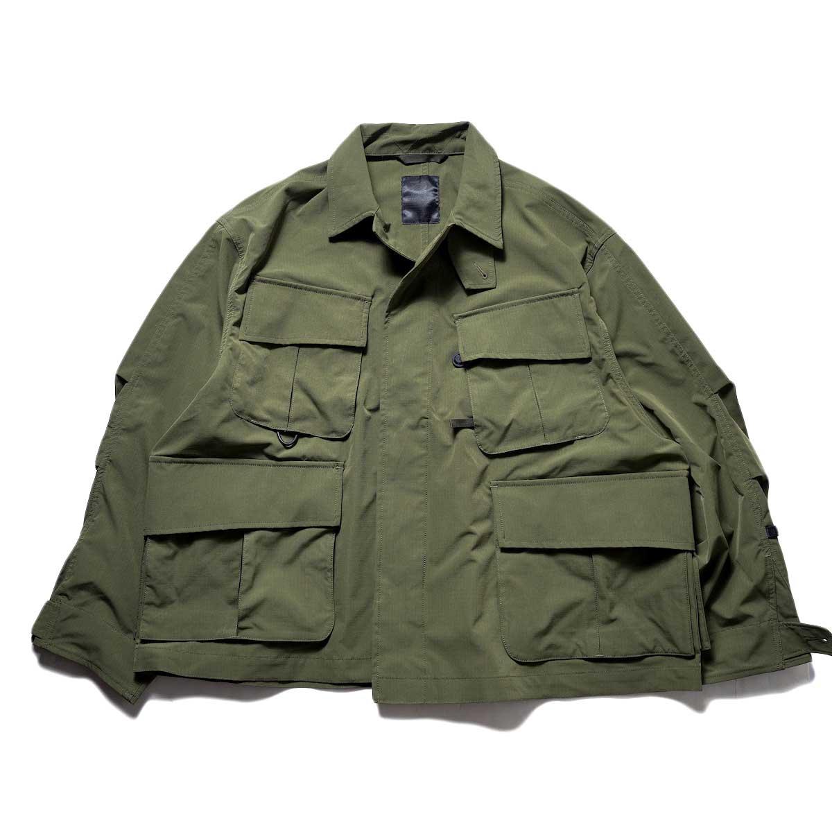 DAIWA PIER39 / Tech Jungle Fatigue Jacket (Olive)