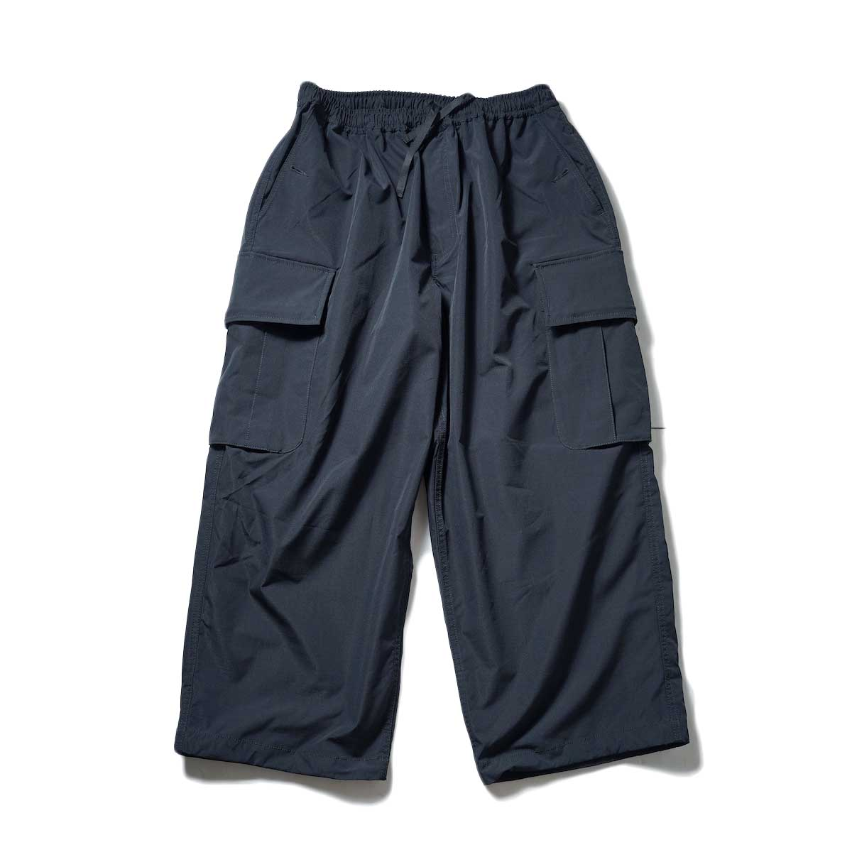 DAIWA PIER39 / TECH WIDE 6P PANTS (Rip-Stop) (Black)