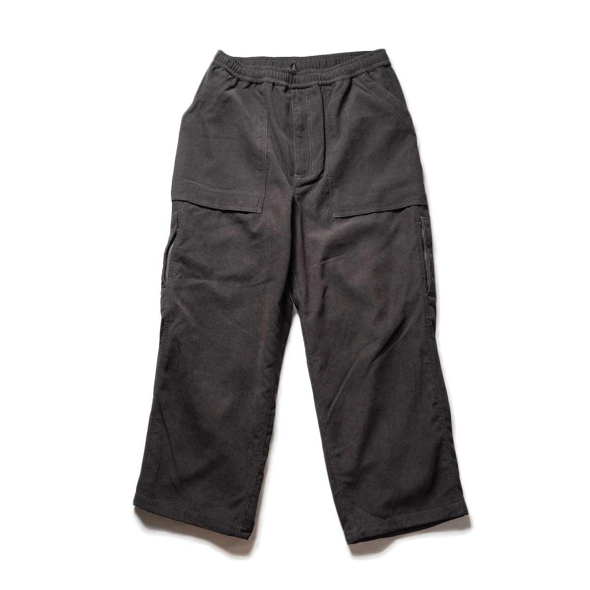 DAIWA PIER39 / TECH SPY FATIGUE PANTS (CORDUROY) (Brown)