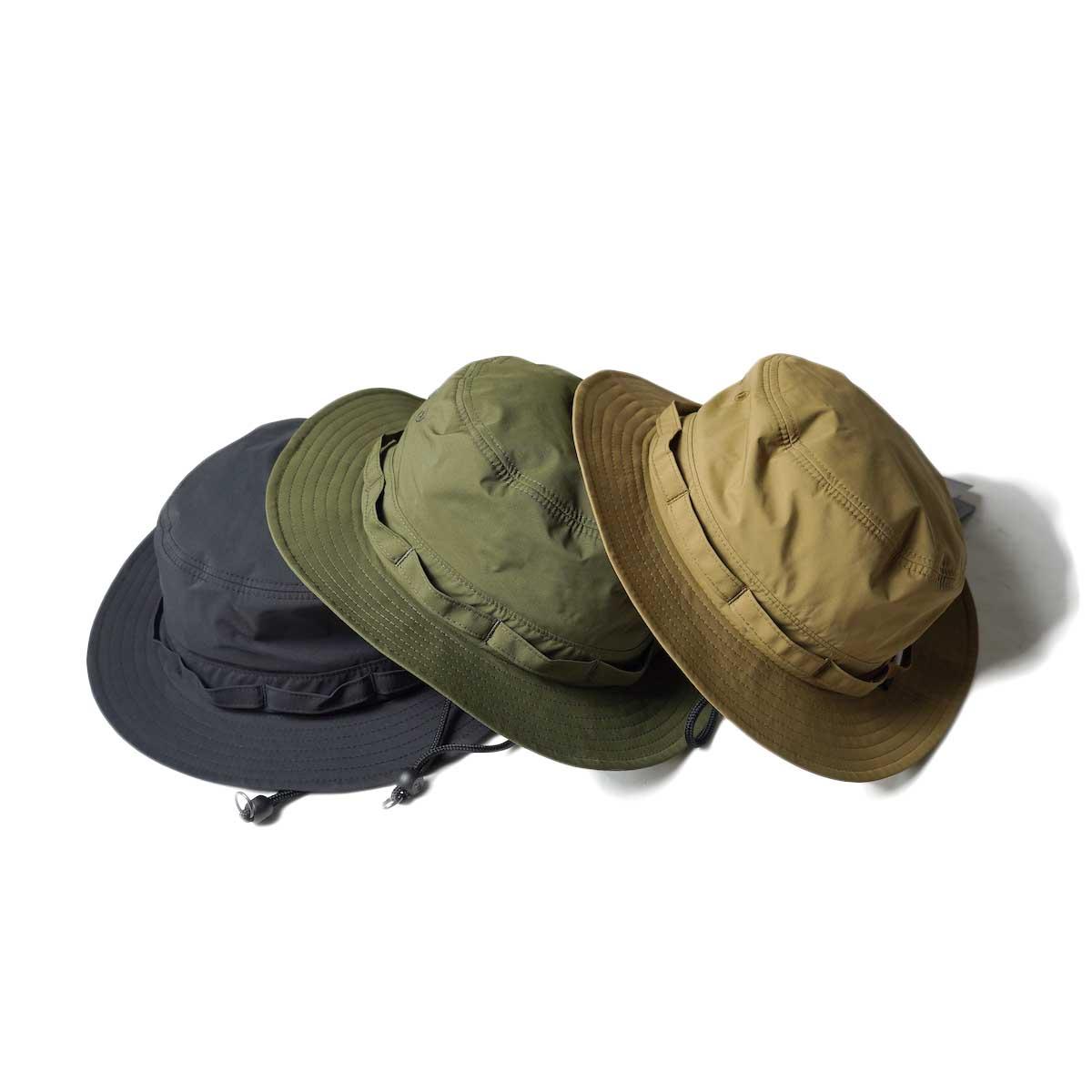 DAIWA PIER39 / GORE-TEX INFINIUM™ Tech Jungle Hat (RIP-STOP)