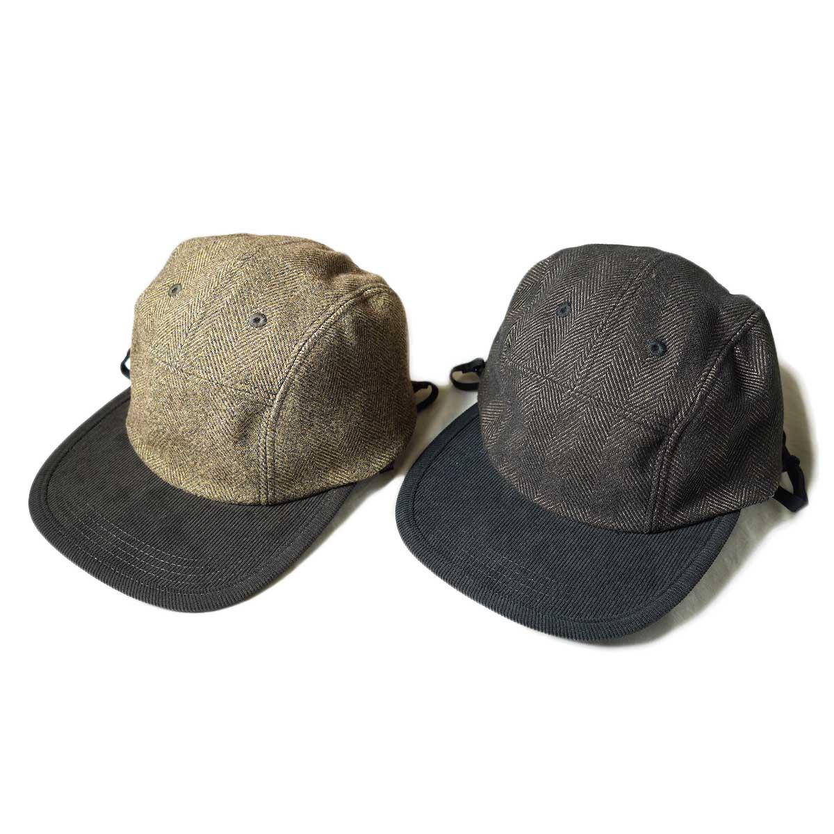 DAIWA PIER39 / TECH TWEED ANGLER'S CAP