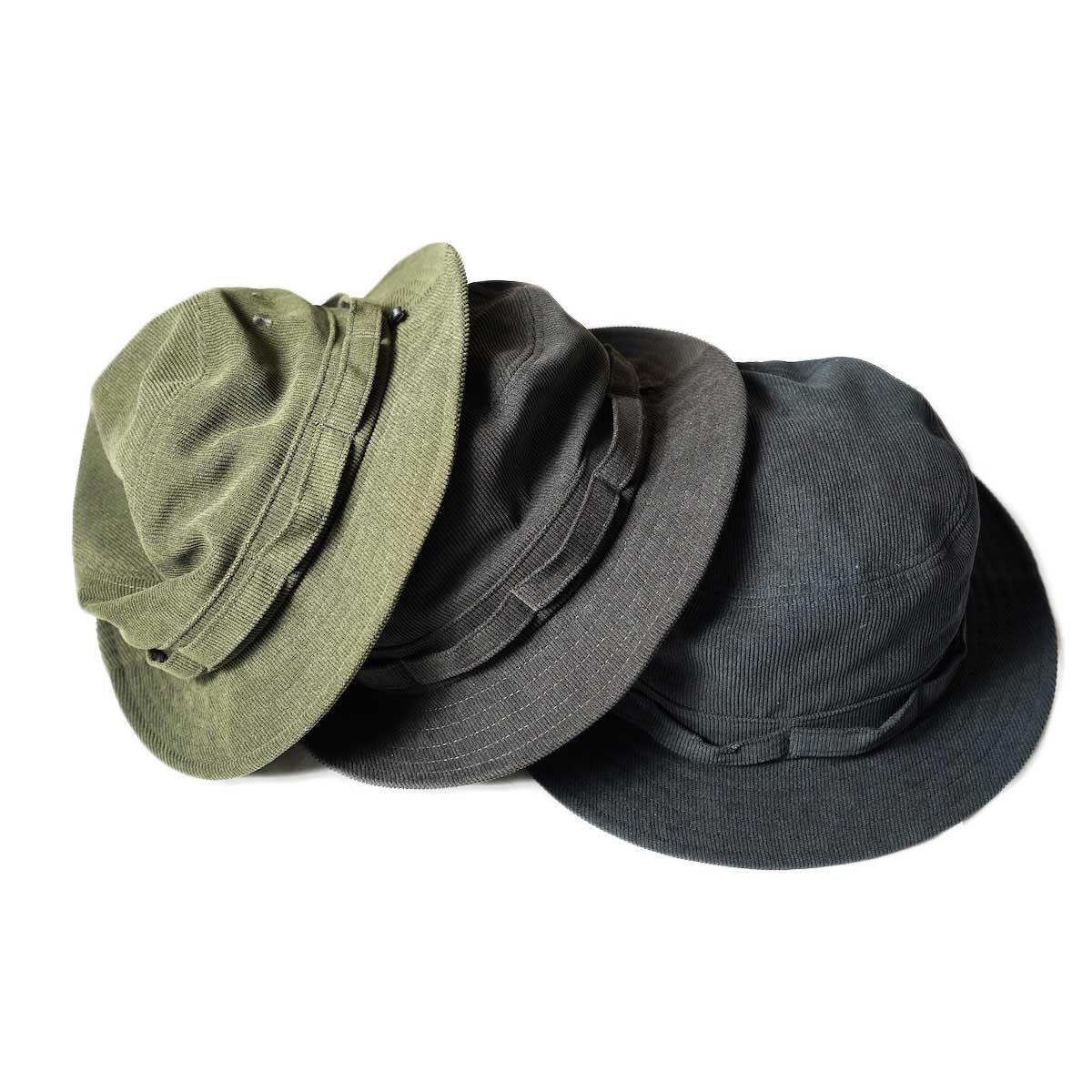 DAIWA PIER39 / TECH JUNGLE HAT (CORDUROY)