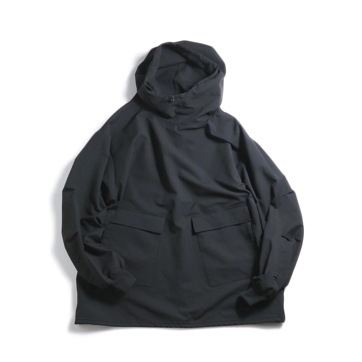 DAIWA PIER39 / Pull Over Snow Parka (Black)