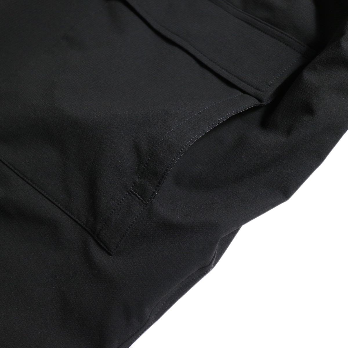DAIWA PIER39 / Pull Over Snow Parka (Black)ポケット