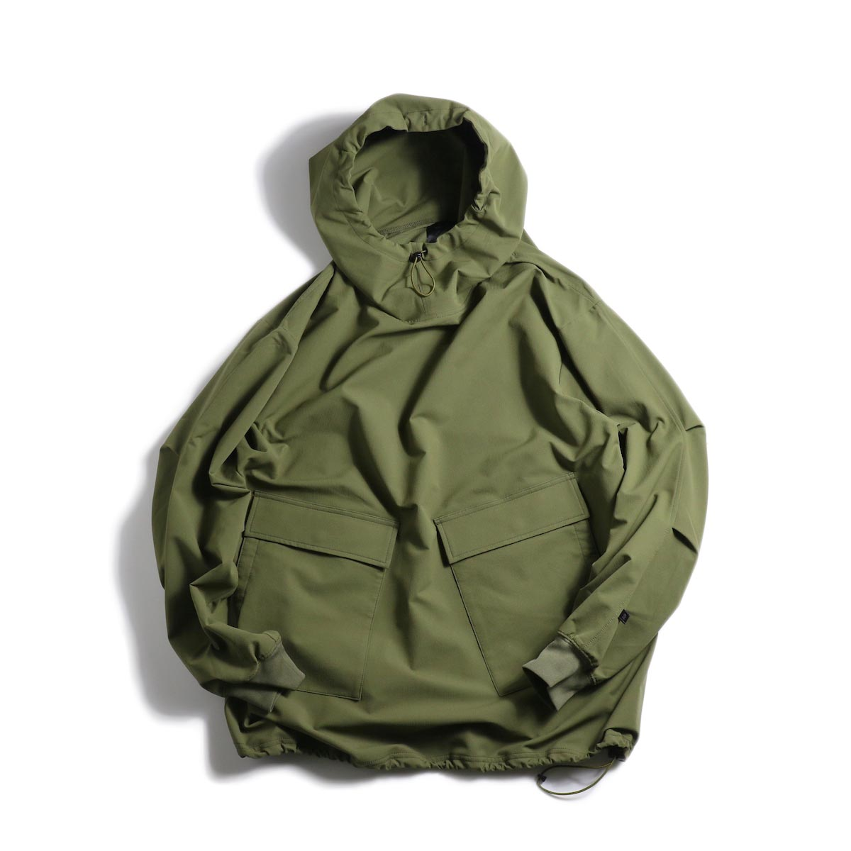 DAIWA PIER39 / Pull Over Snow Parka (Dark Olive)