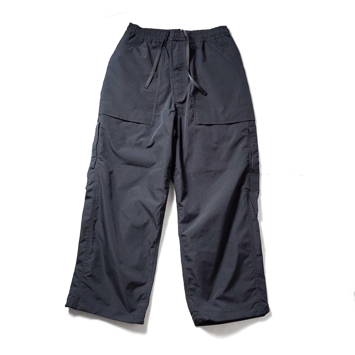 DAIWA PIER39 / TECH SPY FATIGUE PANTS RIP-STOP (Black)