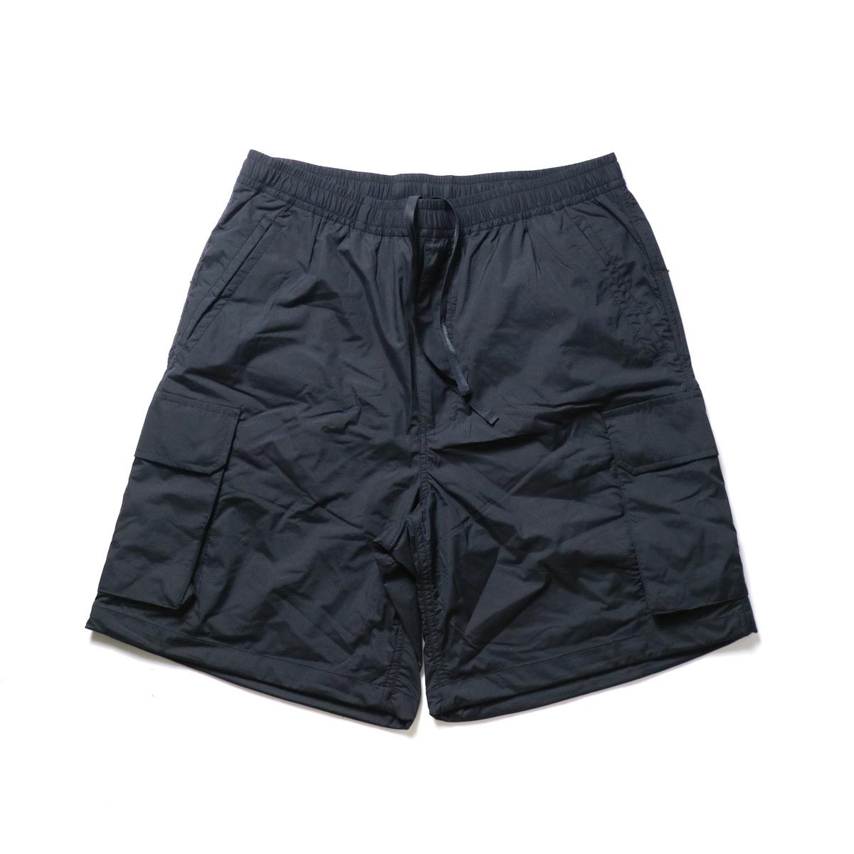 DAIWA PIER39 / Tech French Mil Field Shorts (Black)