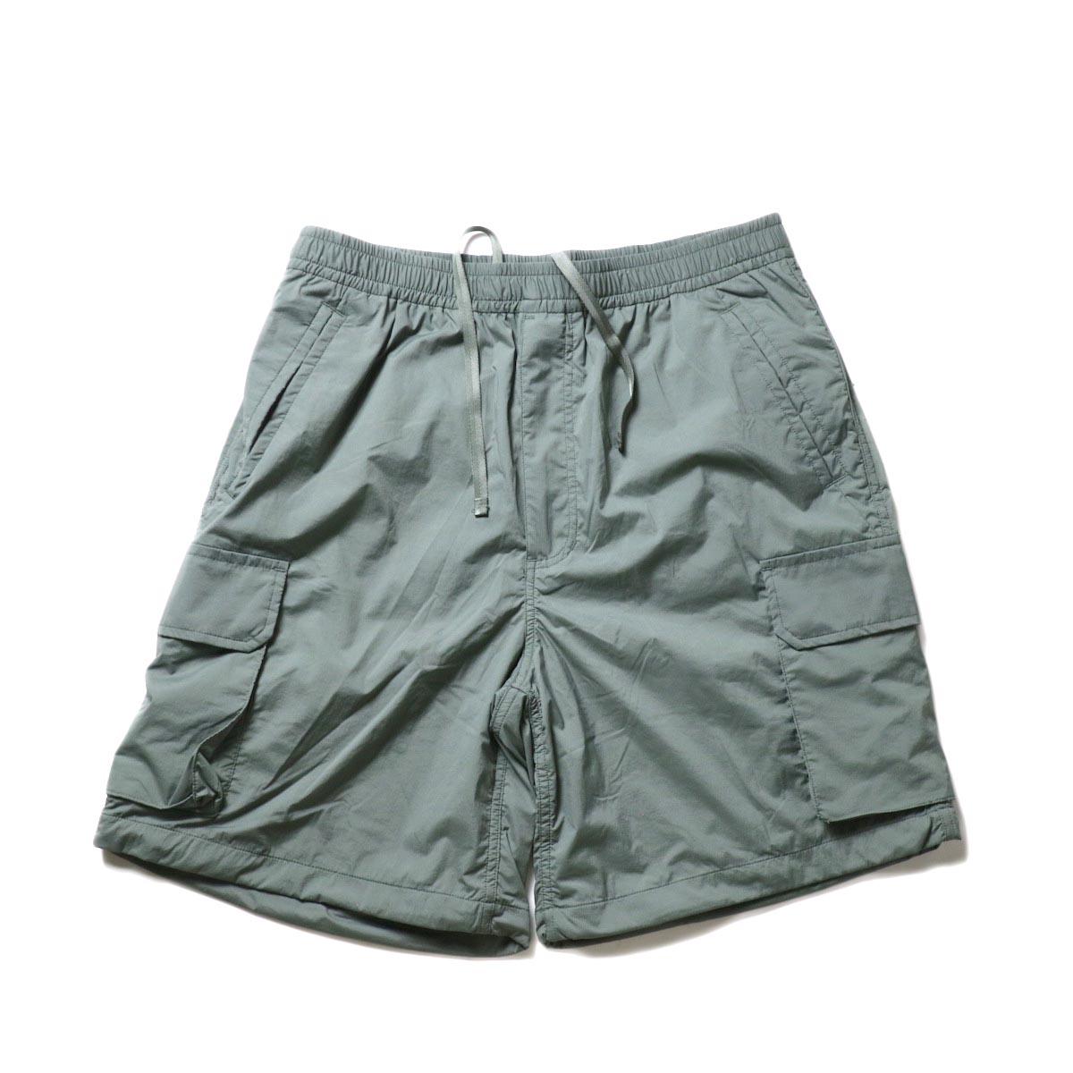 DAIWA PIER39 / Tech French Mil Field Shorts (Gray)