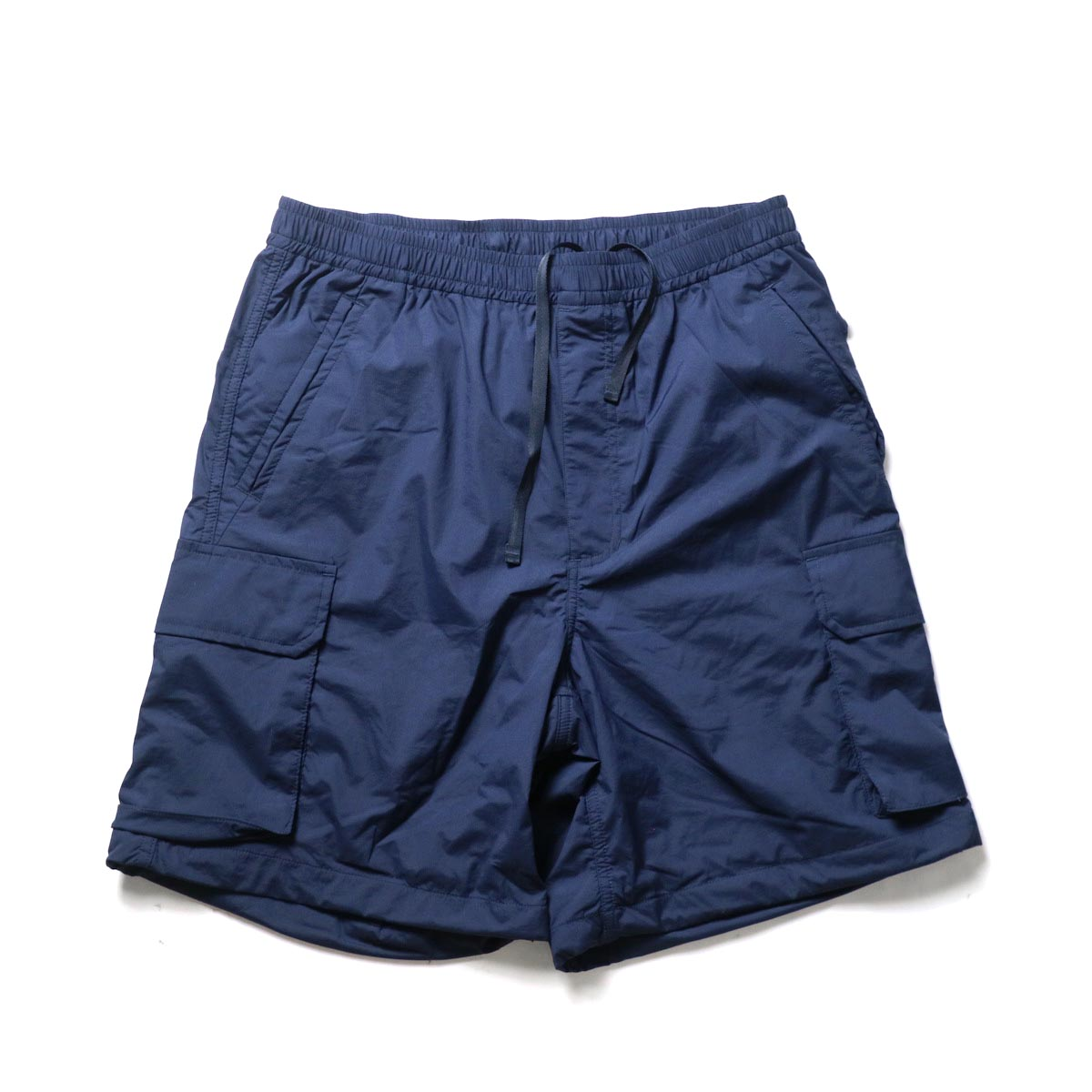 DAIWA PIER39 / Tech French Mil Field Shorts (Navy)