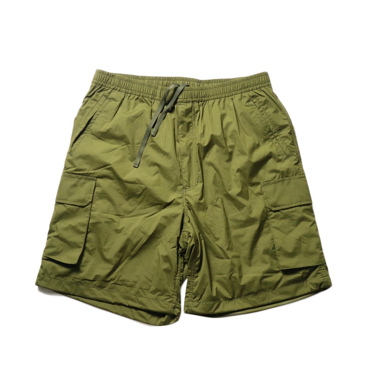 DAIWA PIER39 / Tech French Mil Field Shorts (Olive)