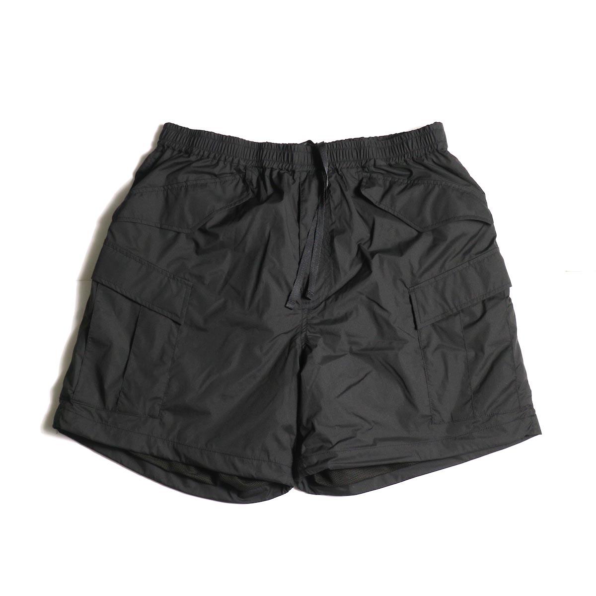 DAIWA PIER39 / Micro Rip-Stop Easy 6P Shorts (Black)