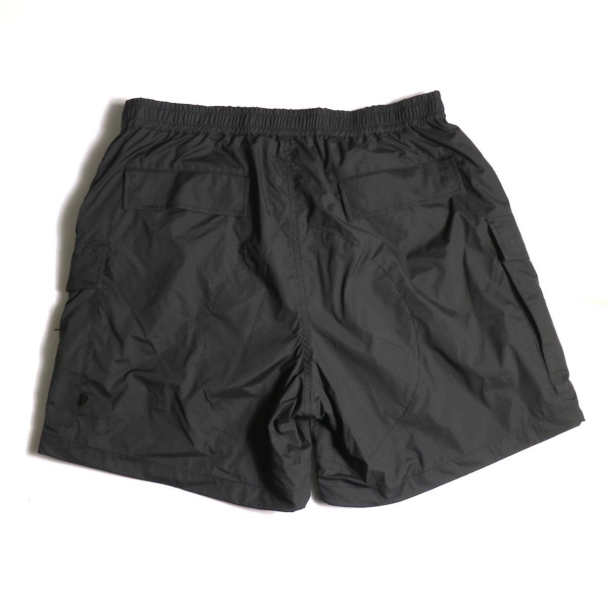 DAIWA PIER39 / Micro Rip-Stop Easy 6P Shorts (Black)背面