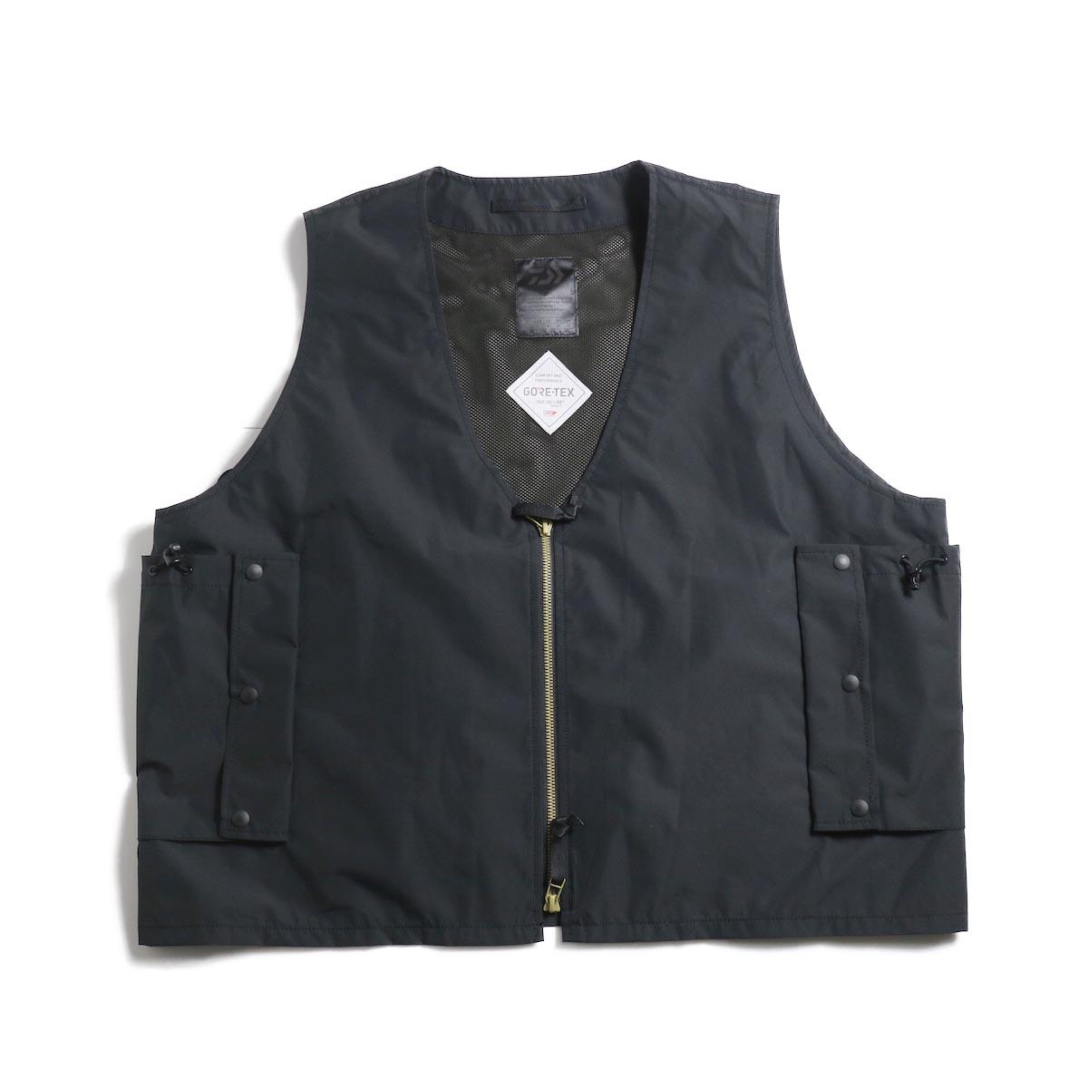 DAIWA PIER39 / GORE-TEX INFINIUM 3way Radio Vest (Black)