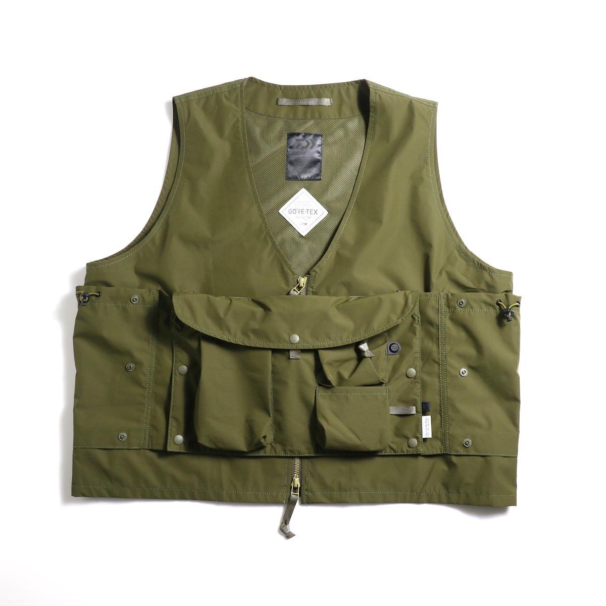 DAIWA PIER39 / GORE-TEX INFINIUM 3way Radio Vest (Dark Olive)