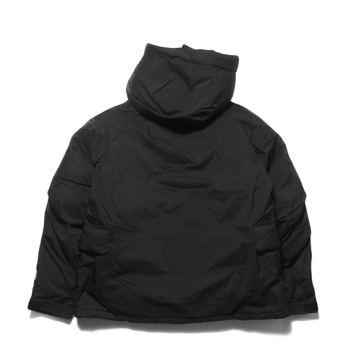 DAIWA PIER39 / GORE-TEX INFINIUM EXPEDITION DOWN JACKET (Black)背面