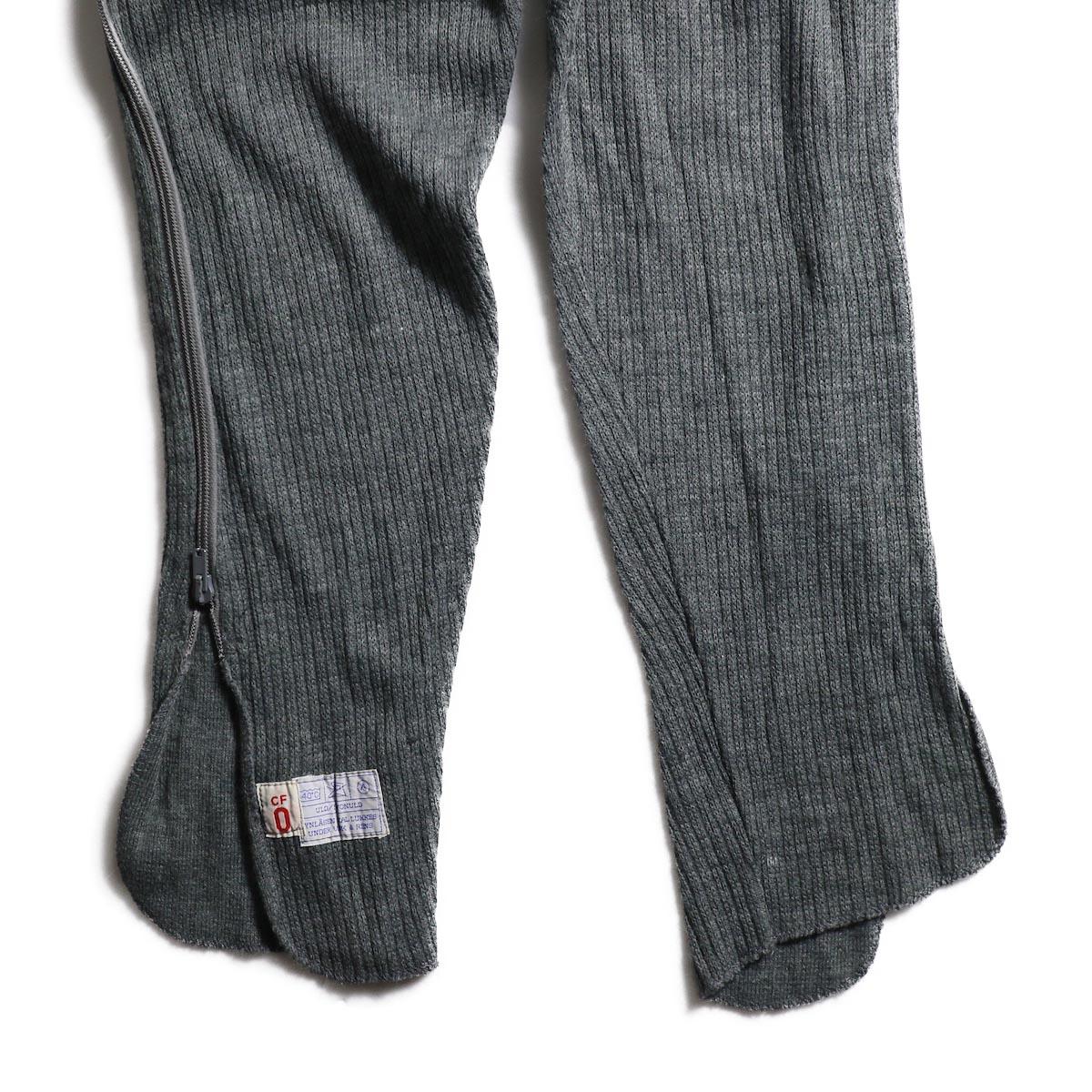 Denmark Military / Side Zip Under Pants (Small) E
