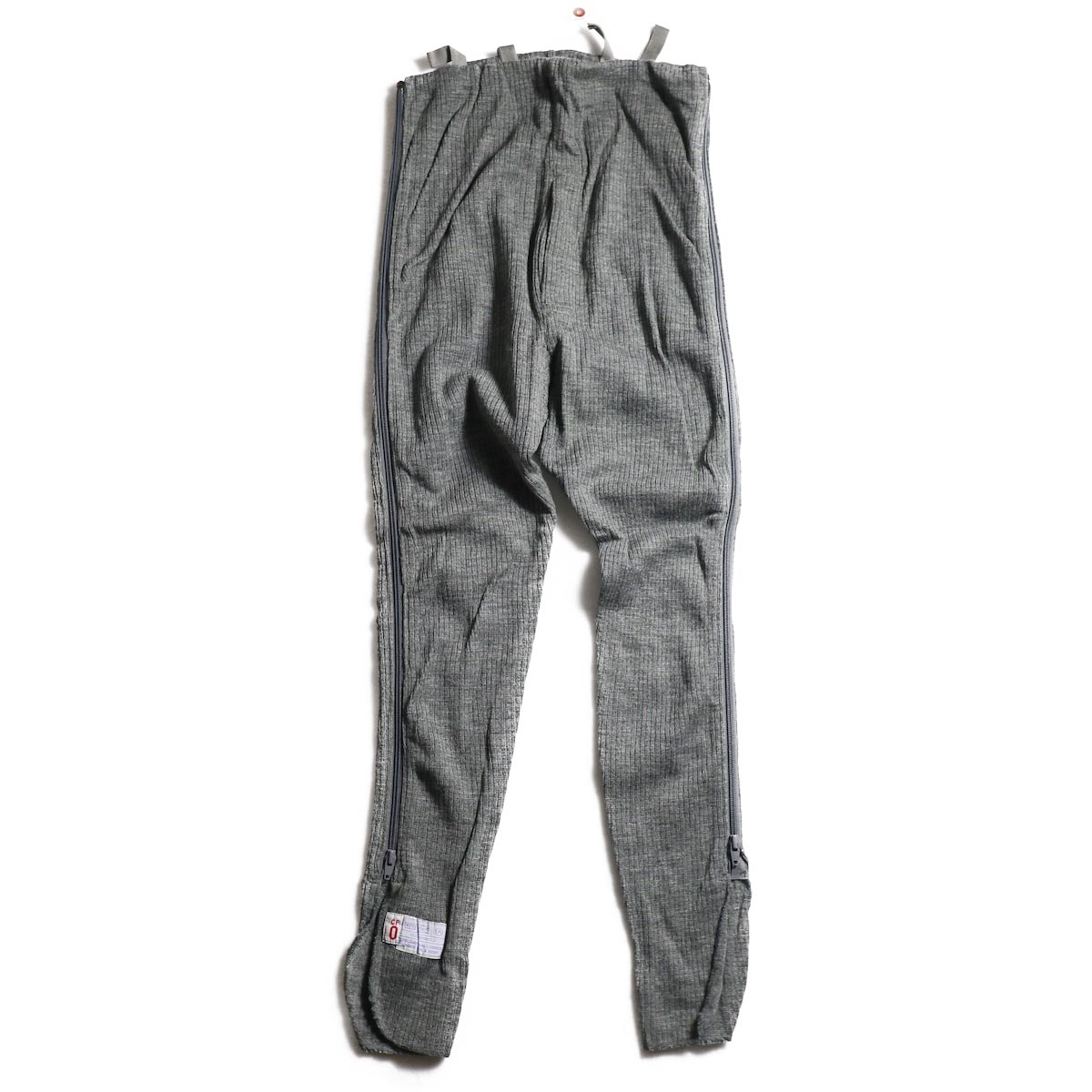 Denmark Military / Side Zip Under Pants (Medium) (A)