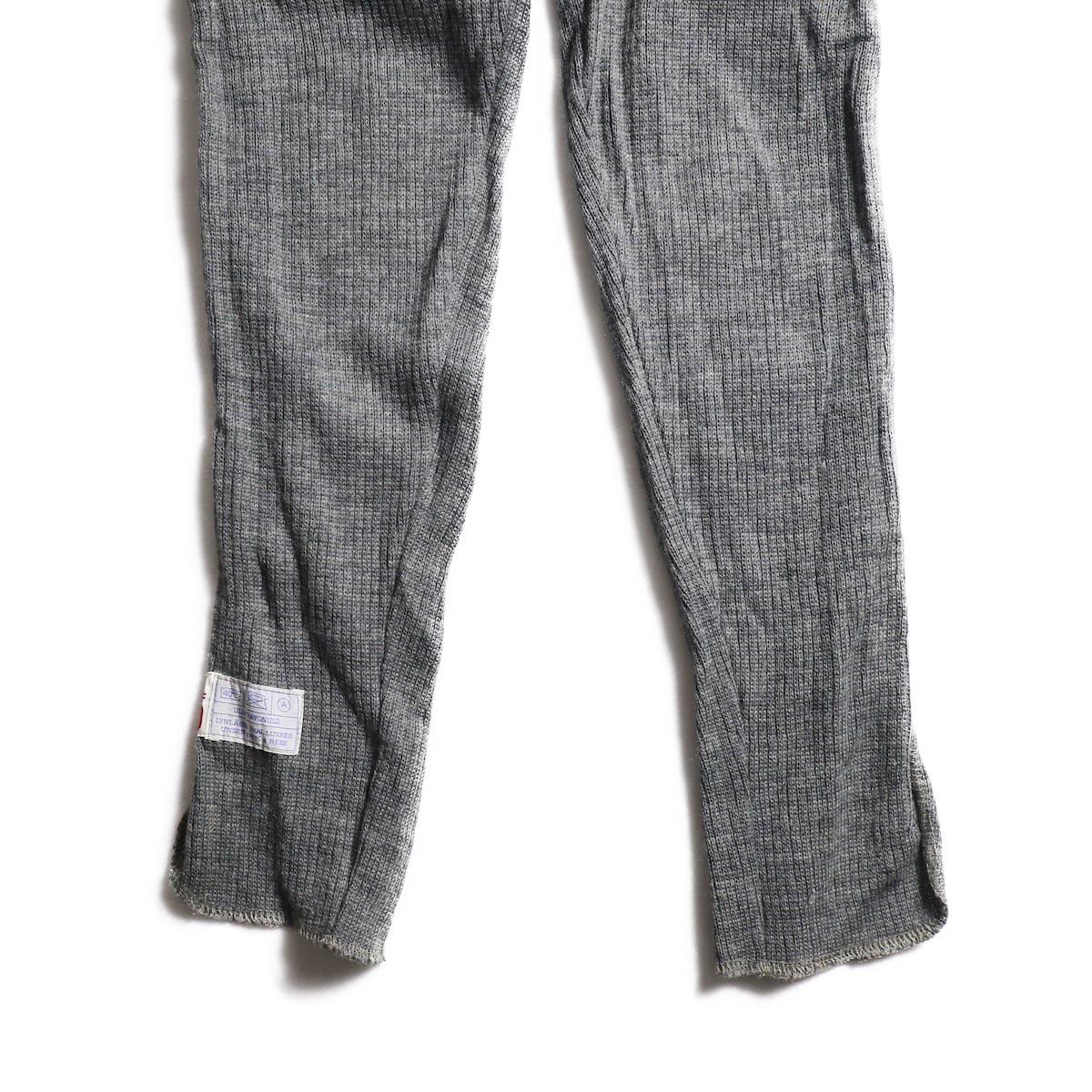 Denmark Military / Side Zip Under Pants (Medium) (B)