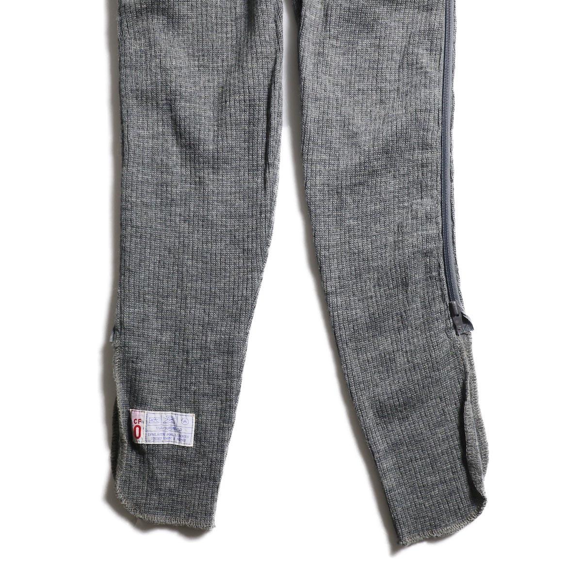 Denmark Military / Side Zip Under Pants (Medium) (C)
