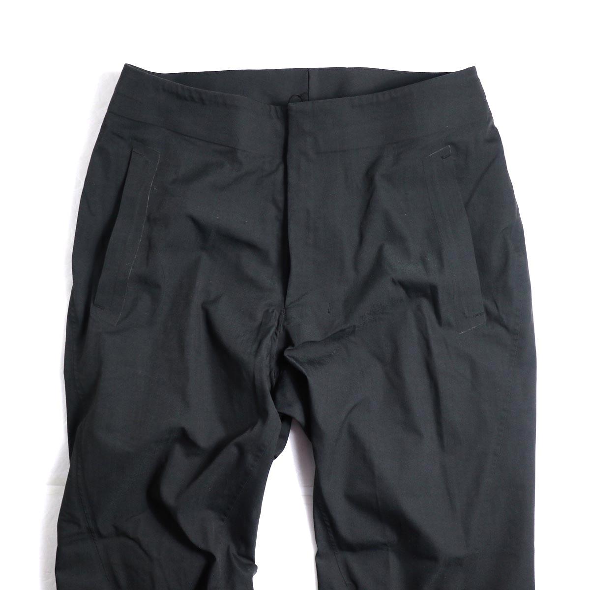 DESCENTE ALLTERAIN / Boa Long Pants Tapered Fit -Black ウエスト