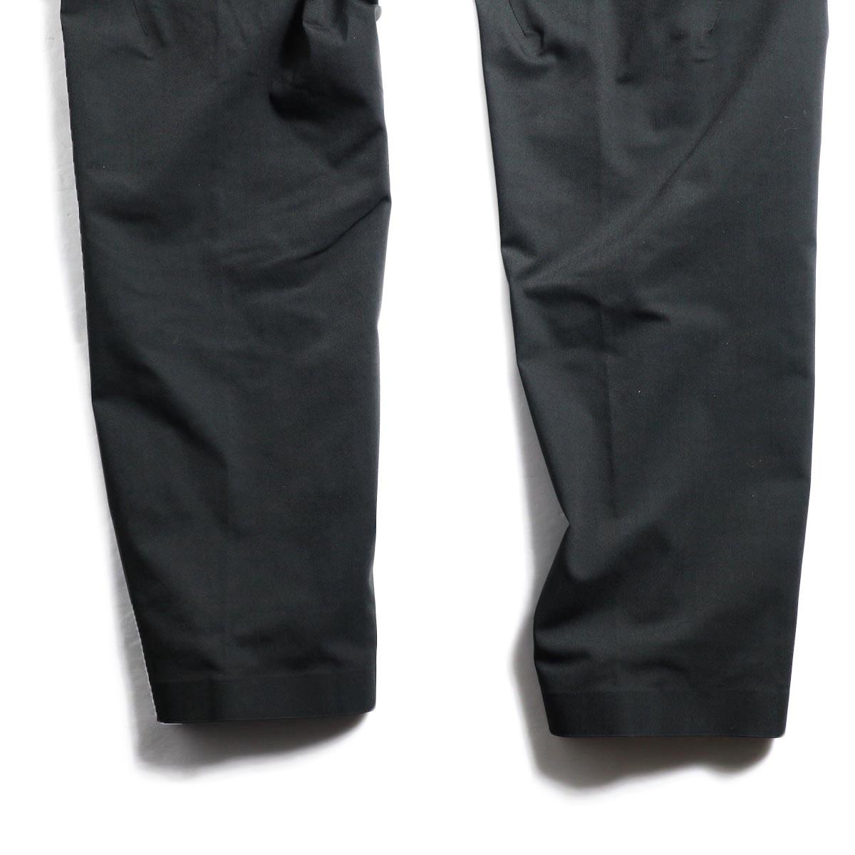 DESCENTE ALLTERAIN / Boa Long Pants Tapered Fit -Black 裾