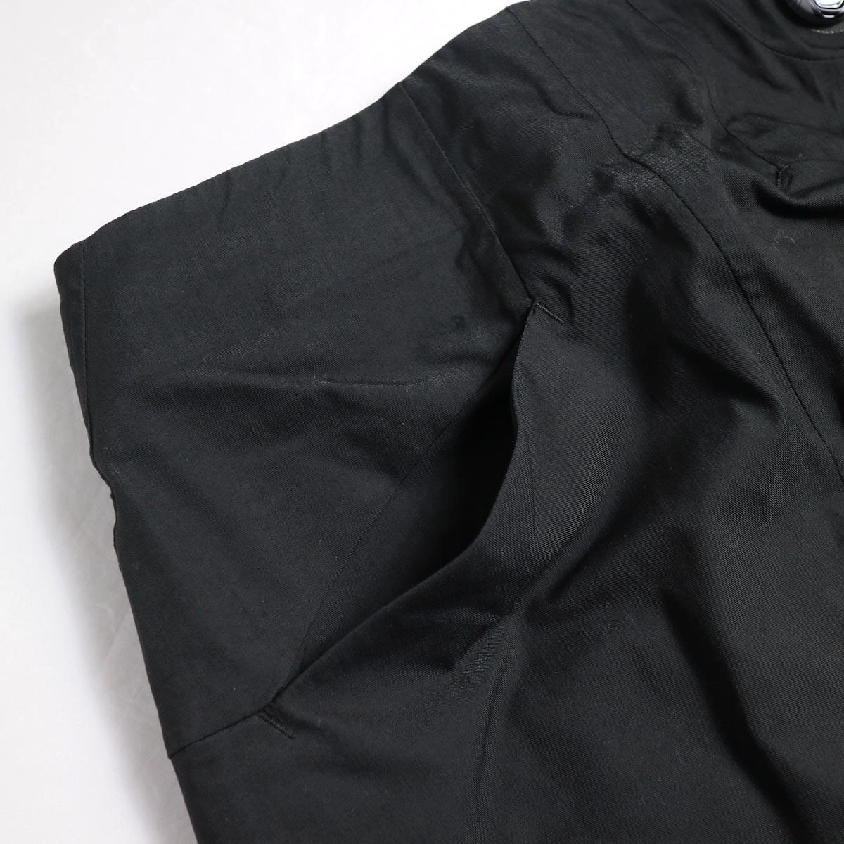DESCENTE ALLTERAIN / Boa Long Pants Tapered Fit -Black バックポケット