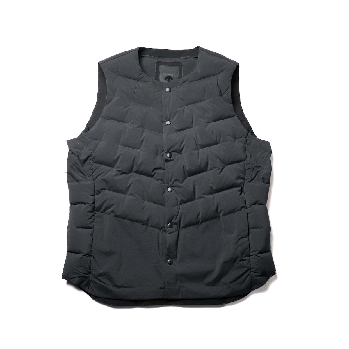 DESCENTE ALLTERAIN / D.I.S DOWN VEST (Black)