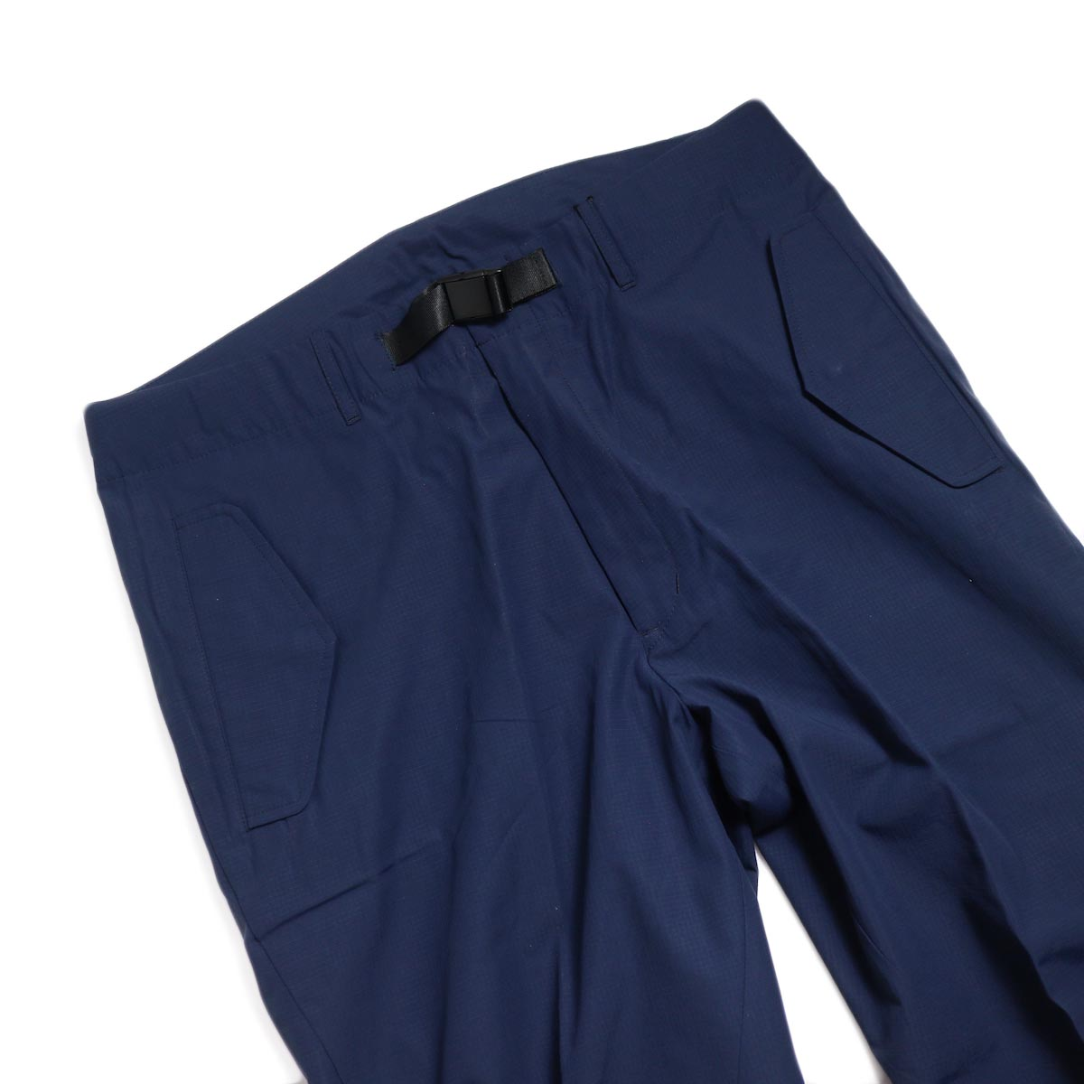 DESCENTE ddd / UNIFIT PANTS -NAVY ウエスト