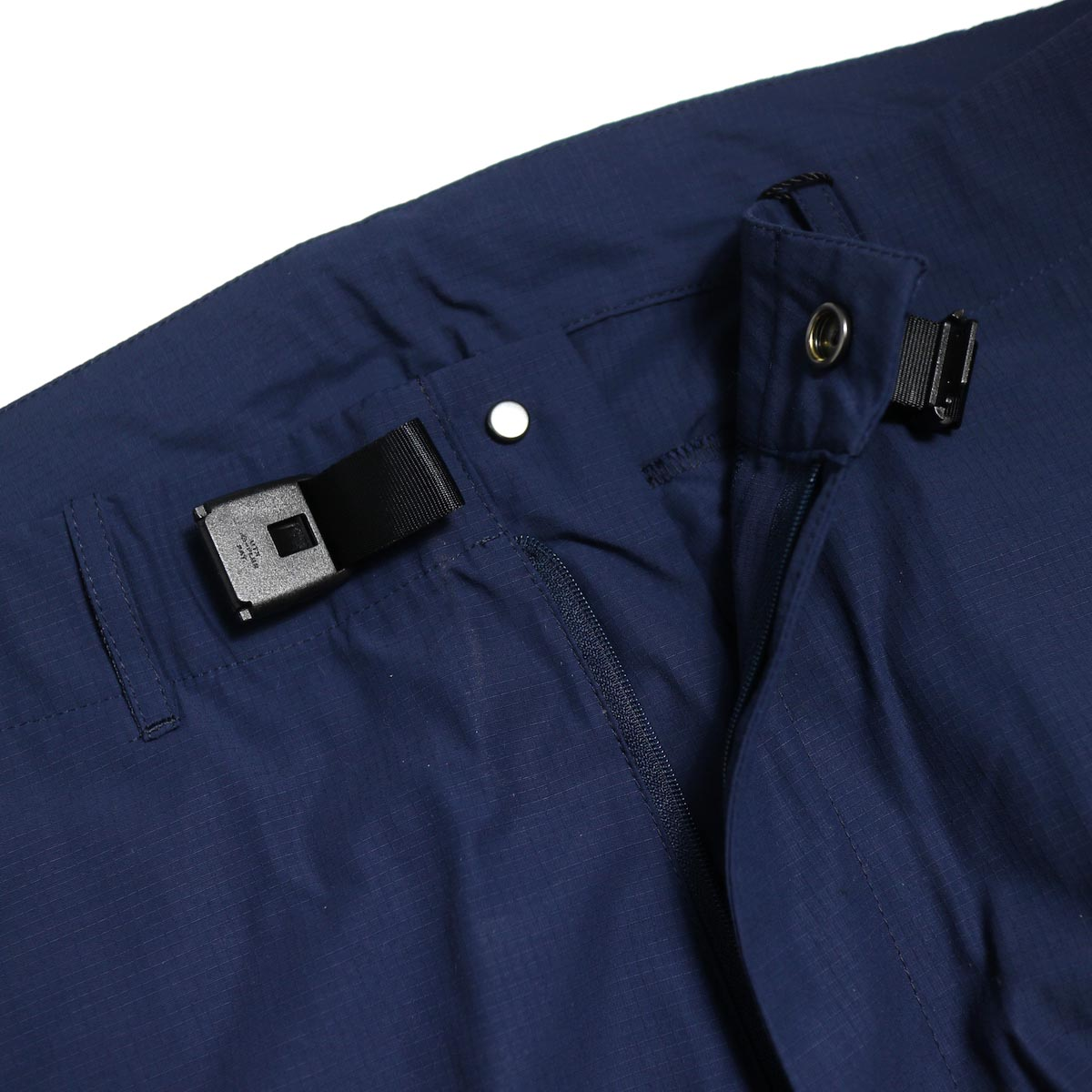 DESCENTE ddd / UNIFIT PANTS -NAVY イージーベルト