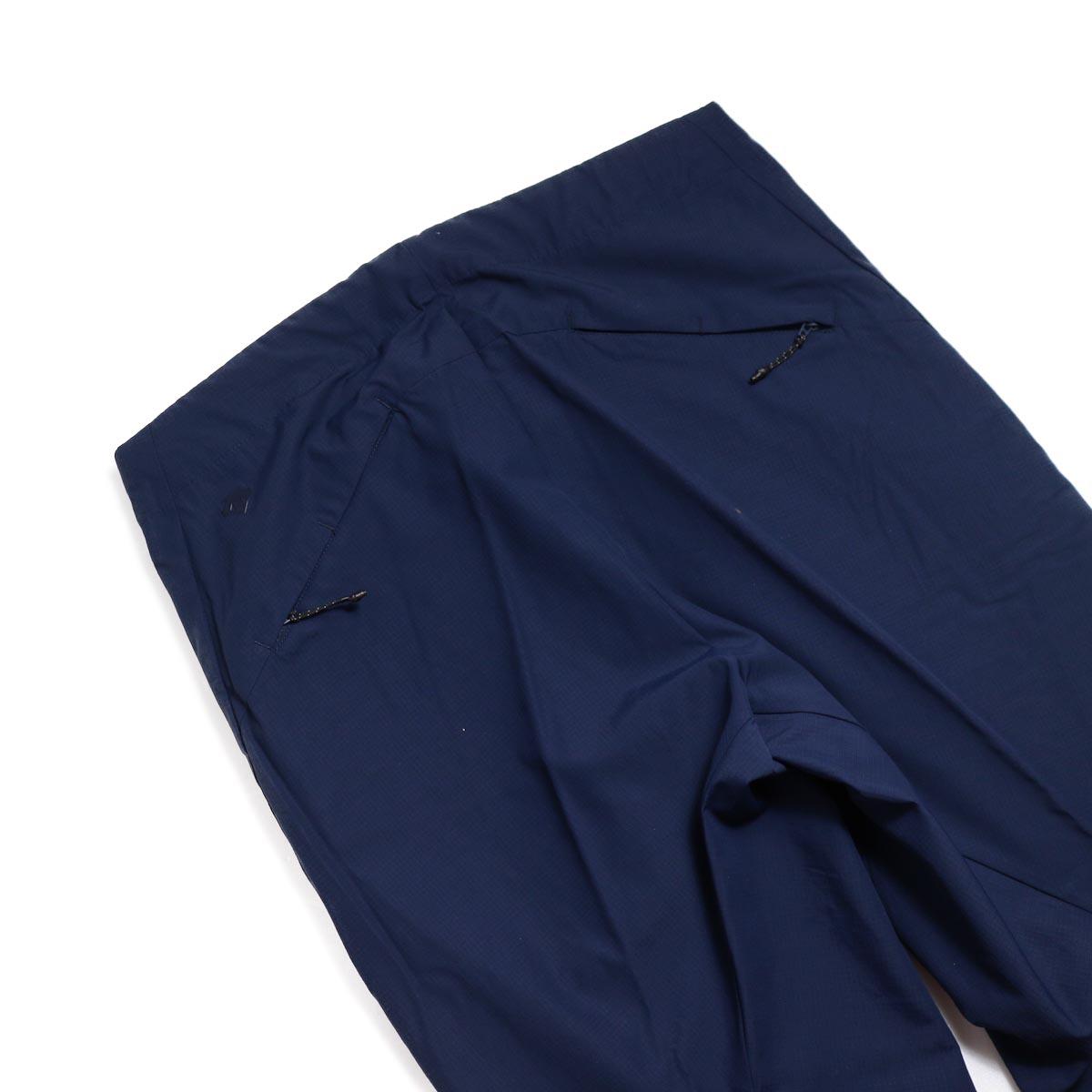 DESCENTE ddd / UNIFIT PANTS -NAVY ヒップポケット