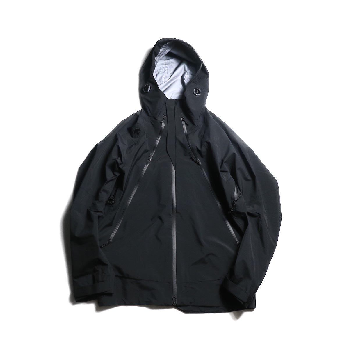 DESCENTE OUTDOOR / GORE-TEX BOA MOUNTAIN JACKET (Black)