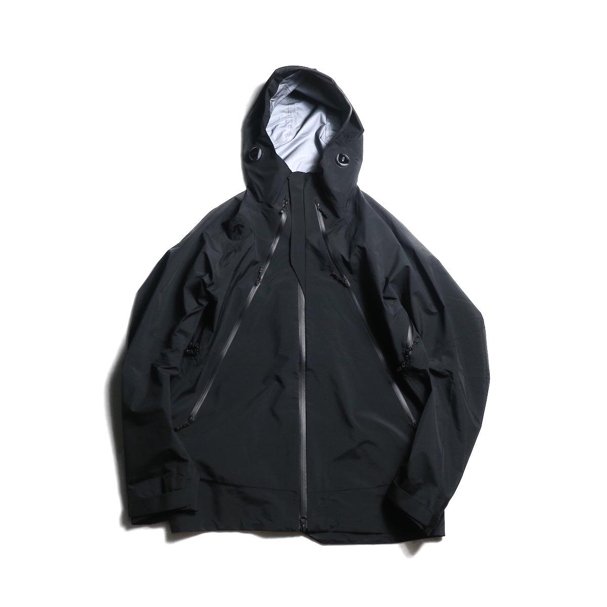 DESCENTE OUTDOOR / GORE-TEX BOA MOUNTAIN JACKET (Black)