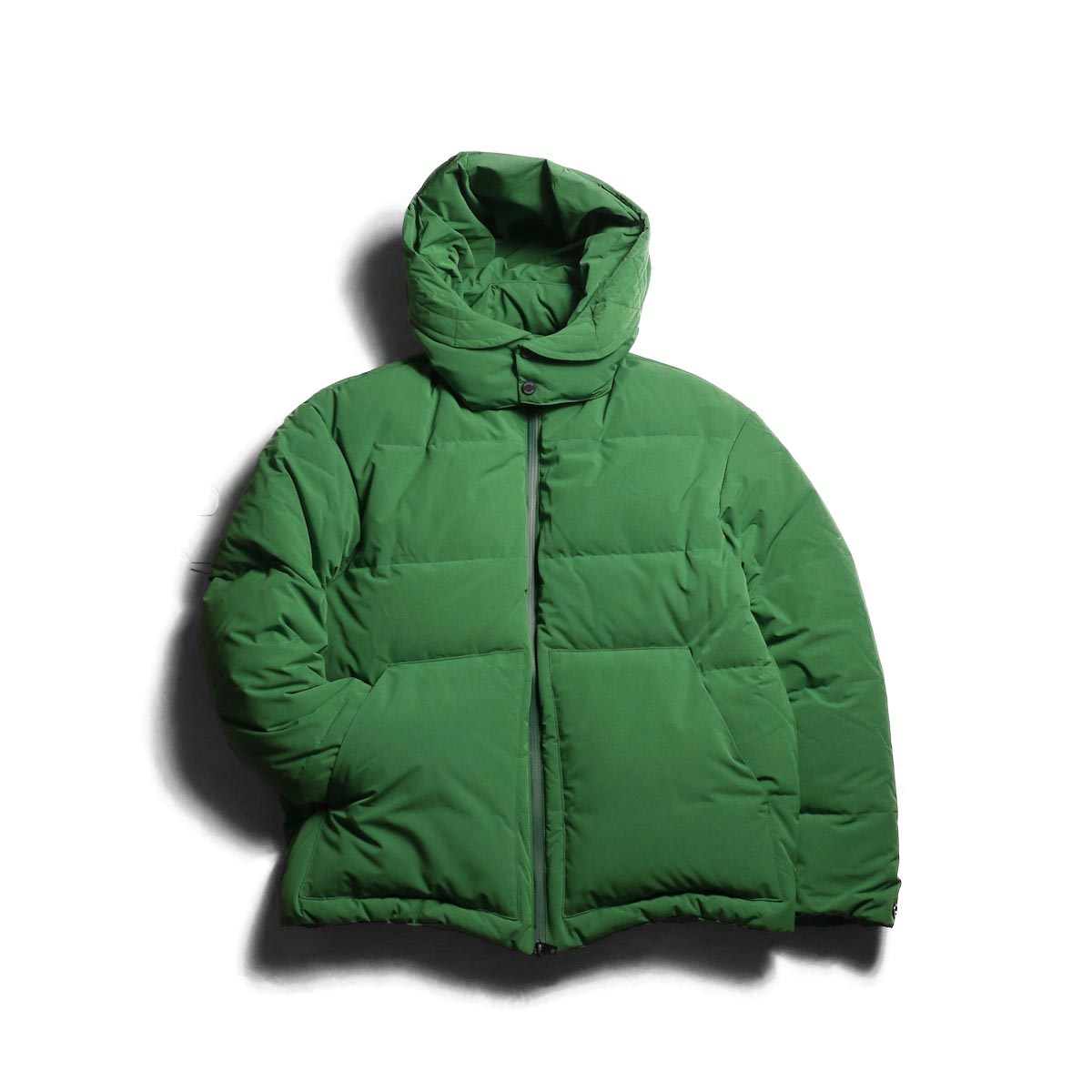 DESCENTE PAUSE / H.C.S DOWN JACKET (Green)